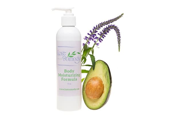 body moisturizing formula